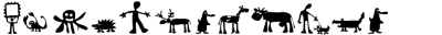 Dingbats,Various