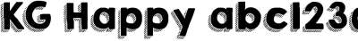 font/download/kg happy 17752 download