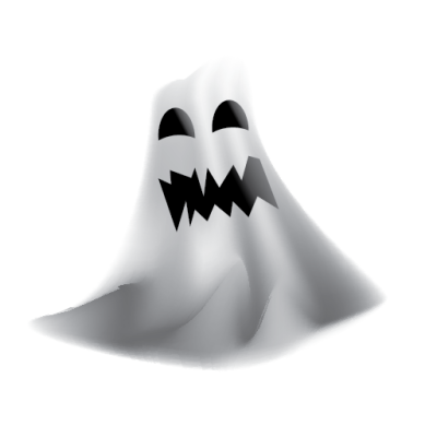 Halloween Ghost Transparent