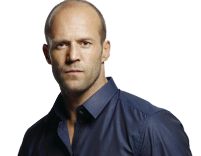 Jason Statham Transparent