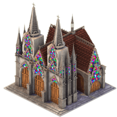 Cathedral Png File