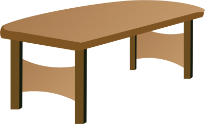 Table Transparent Background