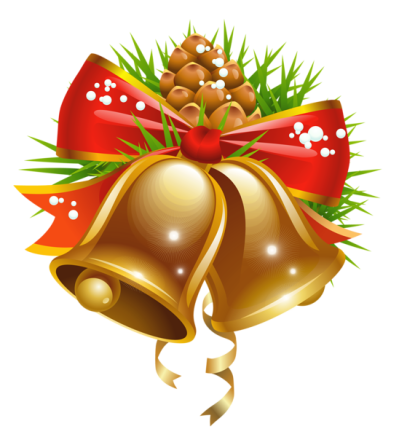 Christmas Bell Png Picture