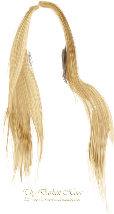 Blonde Free Transparent Image HD