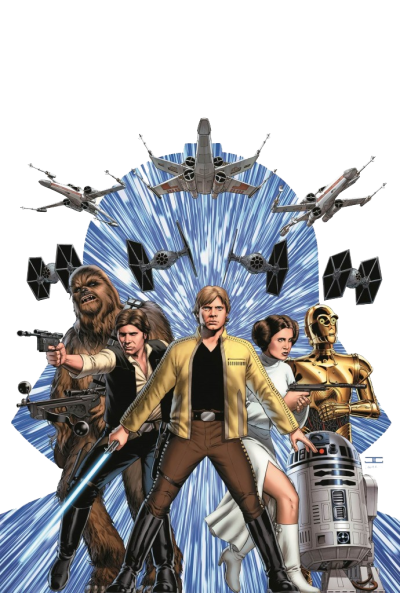 Star Wars Transparent PNG