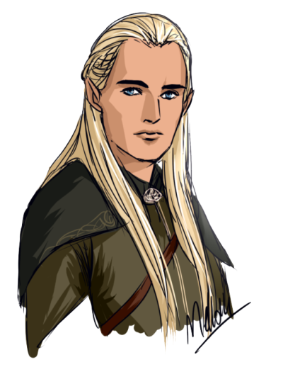 Legolas PNG Photos