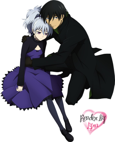 Darker Than Black Transparent PNG