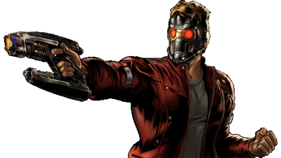Star Lord Transparent