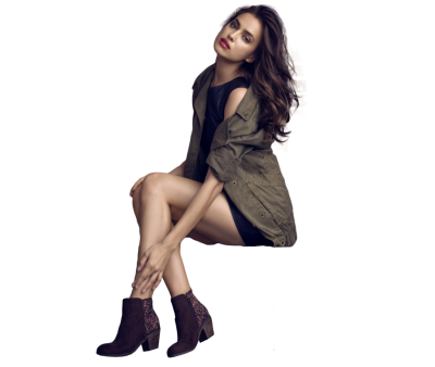 Irina Shayk PNG Transparent Picture