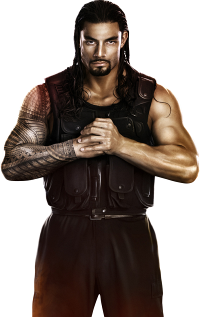 Roman Reigns Body Png