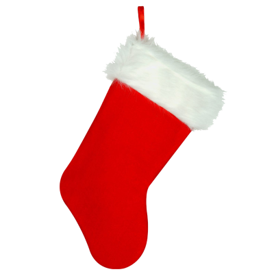 Christmas Stocking Transparent Image