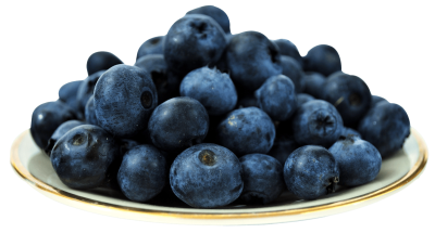 table-of-blueberry
