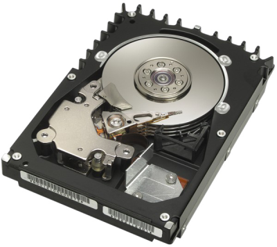 Hard Disk Drive PNG File HD
