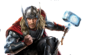 Thor Transparent Background
