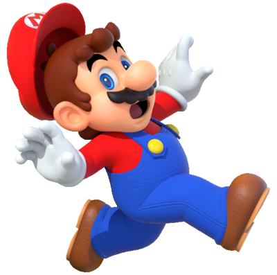 Mario Party Clipart