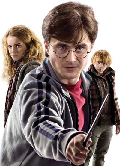Harry Potter PNG Free Download