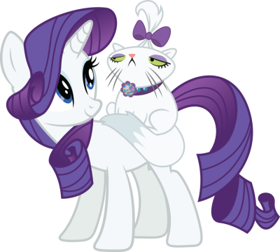 My Little Pony Rarity PNG Transparent Image