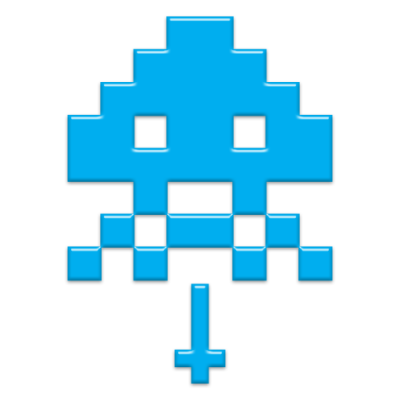 Space Invaders PNG Picture