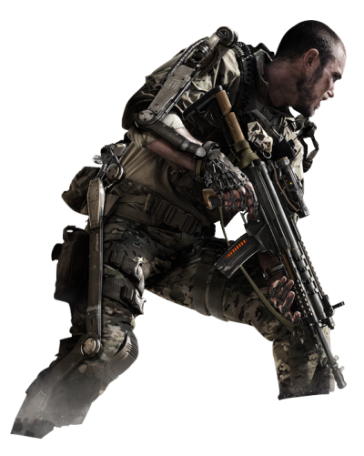 Call of Duty PNG File