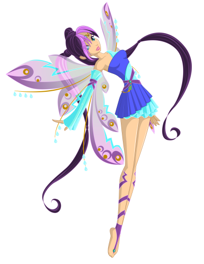 Fairy PNG Transparent Image