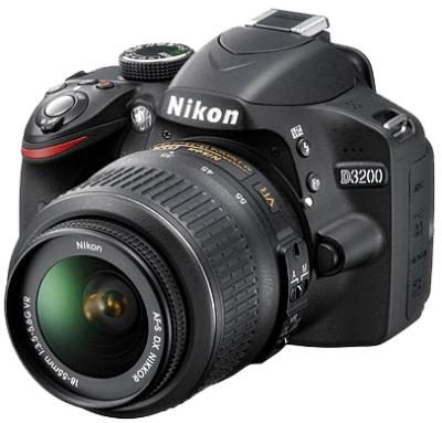 Digital Slr Camera Clipart
