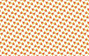 Candy Corn Seamless Pattern 5