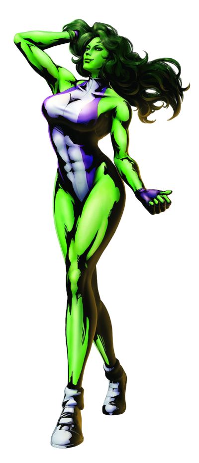 She Hulk Hd