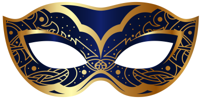 Carnival Mask Transparent