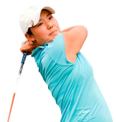 Female Golfer Hd