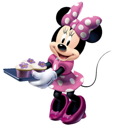 Minnie Mouse Transparent