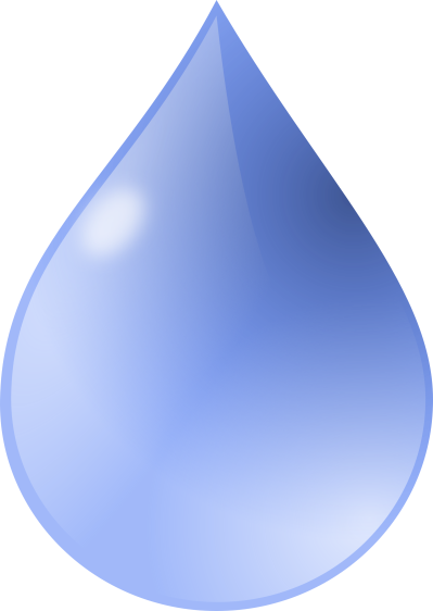Water Drop Clipart