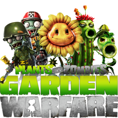 Plants Vs Zombies Garden Warfare Png Picture