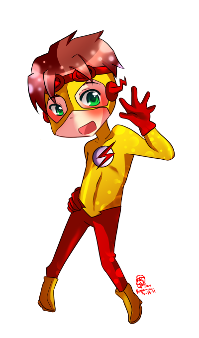 Kid Flash Hd