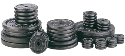 Weight Plates Transparent