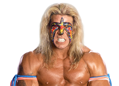 The Ultimate Warrior PNG Clipart