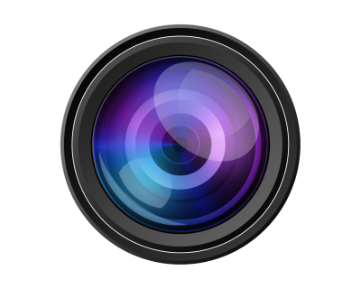 Camera Lens Transparent Background