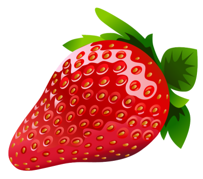 Strawberry-background-transparent