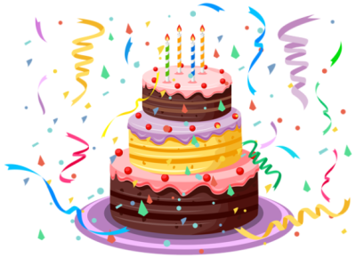 Birthday Cake Png File