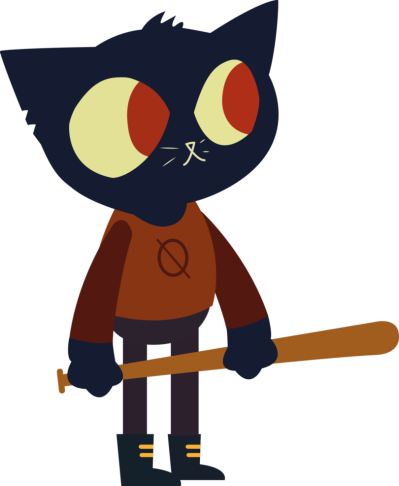 Night In The Woods PNG Transparent Picture
