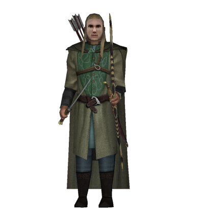Legolas Transparent