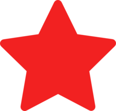 Red-star-background-transparent