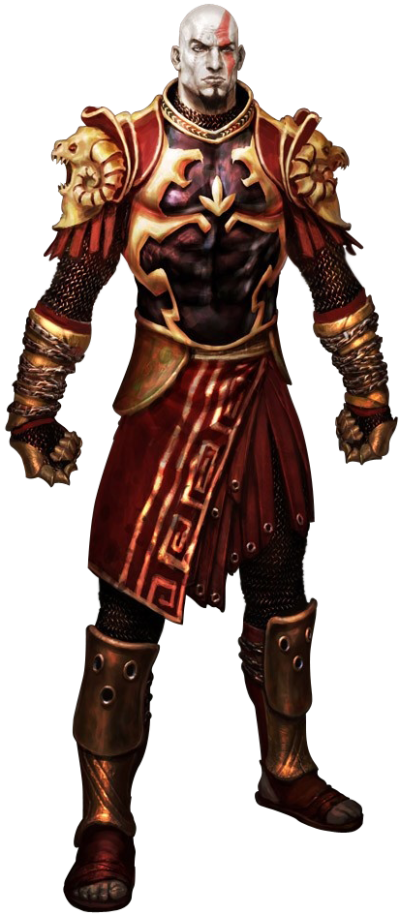Kratos Transparent PNG