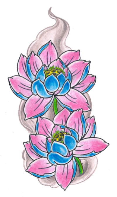 Lotus Tattoos Picture