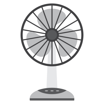 Electric Fan PNG Picture