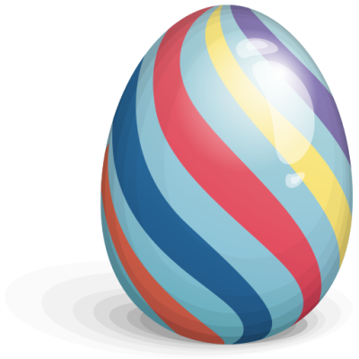 Easter Eggs Png File