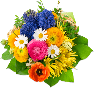 flowers-bouquet-round