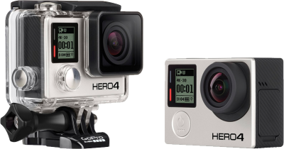 cameras-background-GoPro-camera-transparent