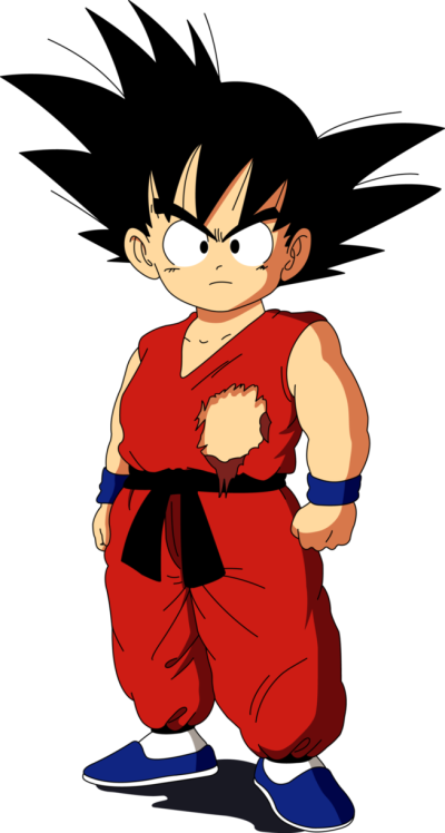 Dragon Ball Goku PNG File
