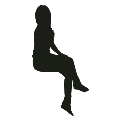 Silhouette Download PNG File HD