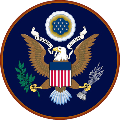 USA gerb, Coat of arms Usa PNG image free download